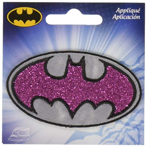 Wrights Batgirl DC Comics Iron-On Applique]()