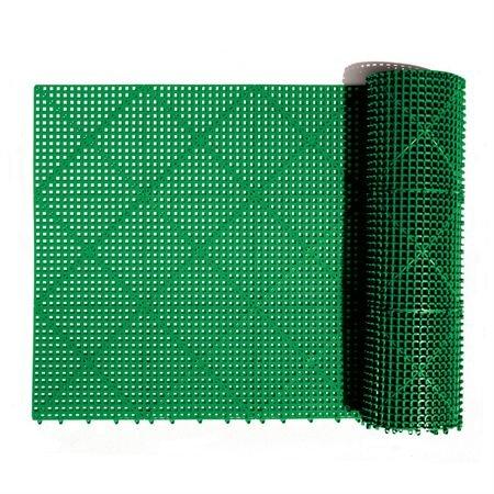 Dri-Dek 3'x12' Interlocking Roll (Green)