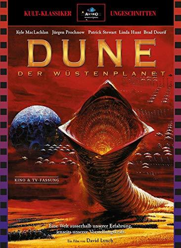 Dune - Der Wüstenplanet - Mediabook - Limitiert auf 275 Stück - Cover A
