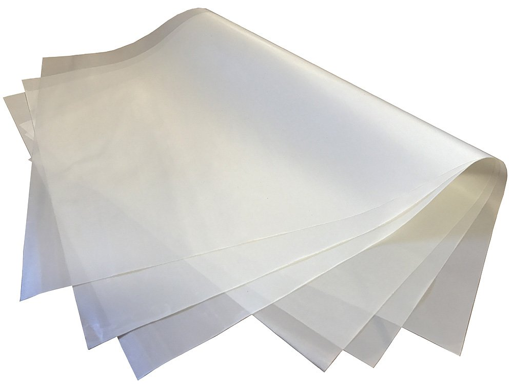 ePhotoInc 3 Pack Heat Press Teflon Sheets Teflon Heat Press Transfer Sheet (15 x 15 )
