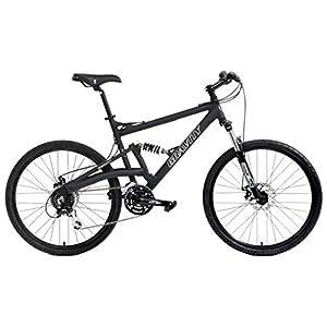 Dual Full Suspension Mountain Bike