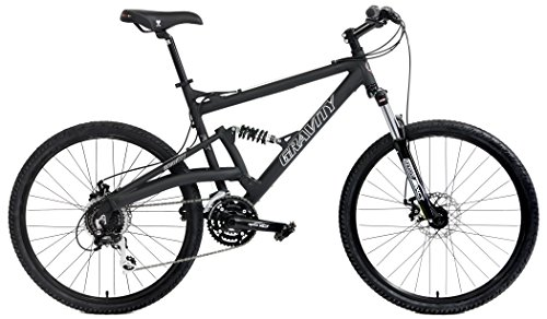 Dual Full Suspension Mountain Bike