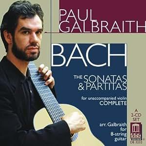 Bach: The Six Sonatas and Partitas