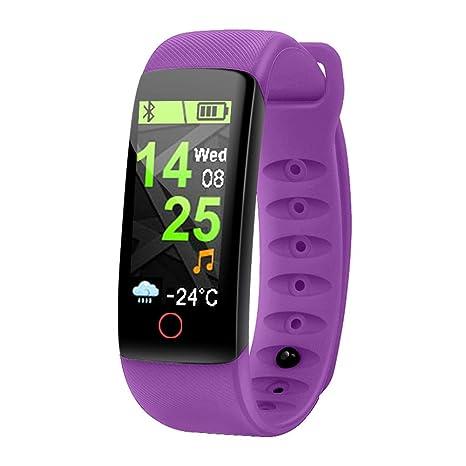 DGRTUY Smart Pulsera Fitness Tracker Herzfrequenz ...