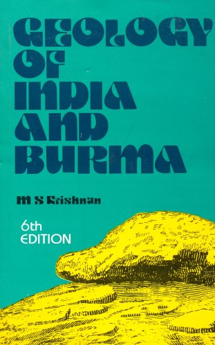 Geology of India and Burma