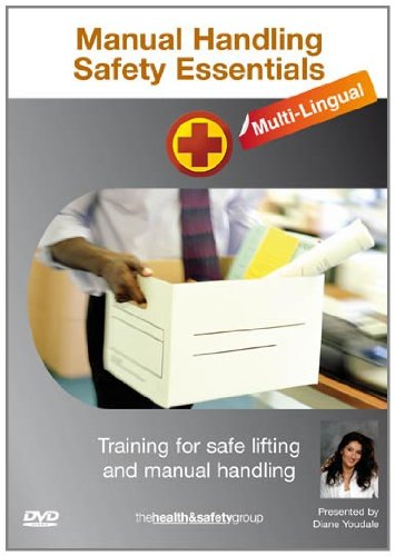Handling Manual - Manual Handling Safety Essentials (Multi-Lingual) [DVD]