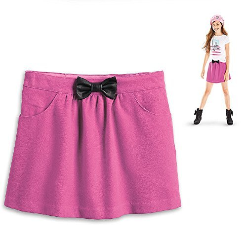 - American Girl Grace's Meet Skirt for Girls Size 10 (Tee Sold Separately)