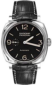 Panerai Radiomir 1940 3 Days Acciaio Automatic Mens Watch PAM00620