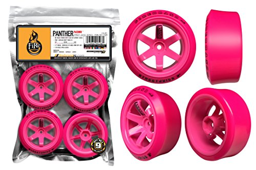 (FireBrand RC PANTHER-XDR9 (STREET JUICE 45°/5°))