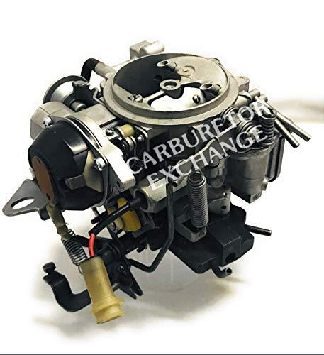 1981~1982 Nissan & Datsun Pickup Truck Carburetor
