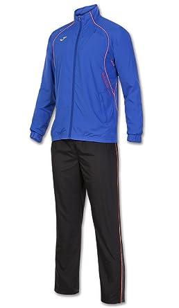 Joma - Chandal Olimpia Flash Running Azul para Hombre: Amazon.es ...