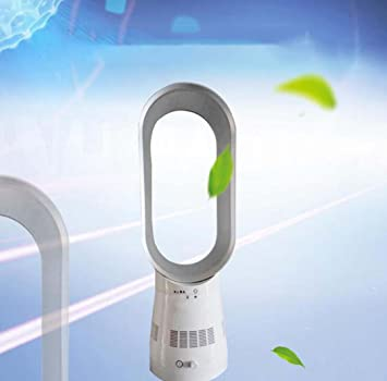 MYI Blattloser Ventilator/Fußboden Ventilator Leiser Vertikaler Ventilator Haushalt  Energiesparender Ventilator Haus