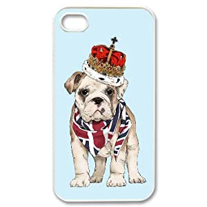 HEHEDE Phone Case Of uk illustration for iPhone 4/4S