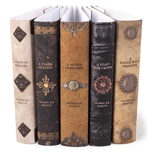 Game of Thrones Armor Book Set DUST Jackets ONLY