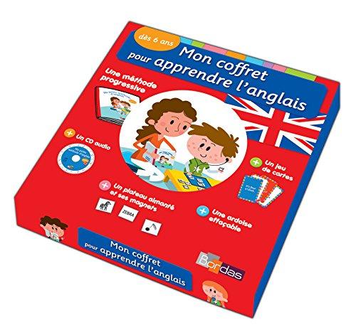 apprendre l'anglais à 6 ans