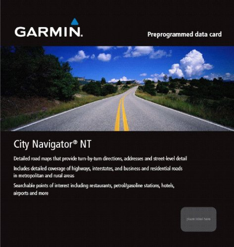 Garmin City Navigator for Detailed Maps of Areas in Western Russia, Including Moscow and St. Petersburg (microSD/SD - St Petersburg Shopping In