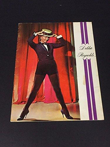 Debbie Reynolds Singin' in the Rain Star Signed Autograph Photo Program R&R COA