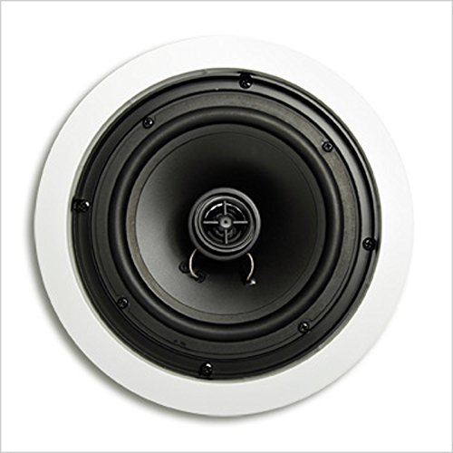 Filled Cones (Current Audio 92065 CECS65 6.5 INCH CEILING SPEAKER TALC FILLED POLYPROPYLENE CONE, POLYCARBONATE DOME)