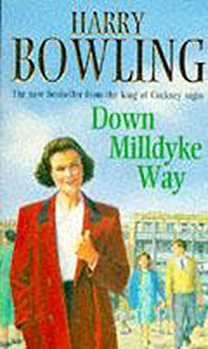 book cover of Down Milldyke Way