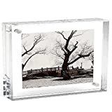 The original acrylic museum MAGNET FRAME by Canetti - 5x7 [Kitchen]