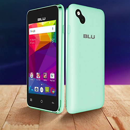 BLU Advance 4.0 L2 - US GSM Unlocked - Green Photo #5