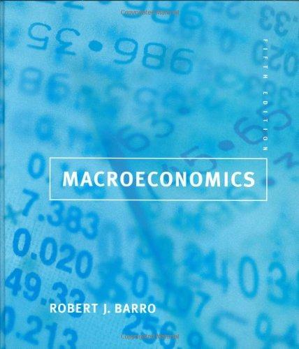 Macroeconomics - 5th Edition