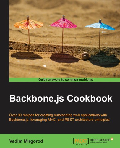 Backbone.js Cookbook Front Cover