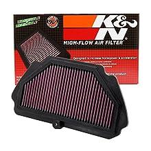 K&N KA-6009 Kawasaki High Performance Replacement Air Filter