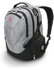 SwissGear Computer Backpack (Gray/Black)