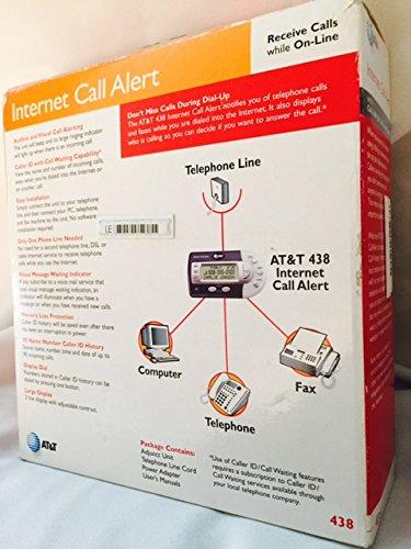 AT/&T 438 Internet Call Alert