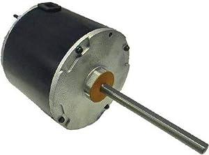 """1/4 hp 1075 RPM 48 Frame 208-230V 5 5/8"""" Diameter Condenser Fan Motor # EM3728"""