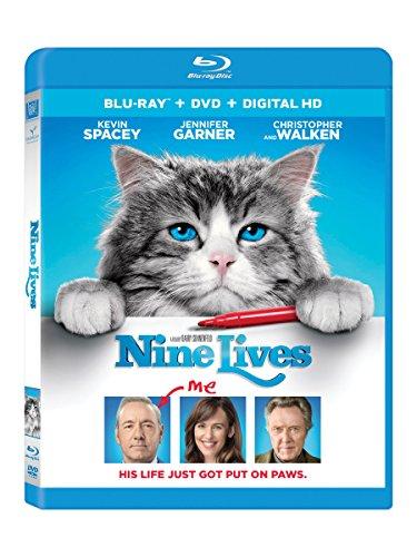 Nine Lives [Blu-ray]