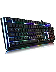 YockTec Semi Mechanical Gaming Keyboard