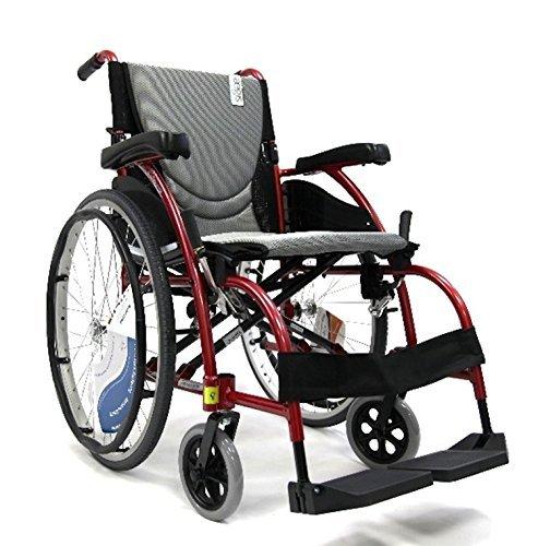 """Karman S-Ergo105F18RS - 18"""" Seat Width, Ergonomic Wheelch..."""