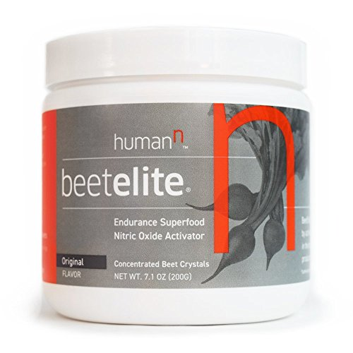 HumanN Beetelite Canister Endurance Superfood Nitric Oxide Activator, Original, 200 Gram