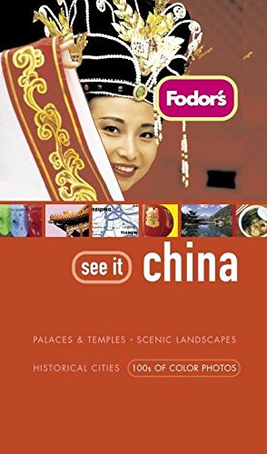 2nd Edition Fodors See It China