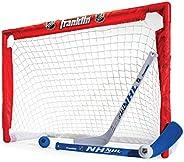 Franklin Sports NHL Street Hockey Goal, Stick and Ball Set