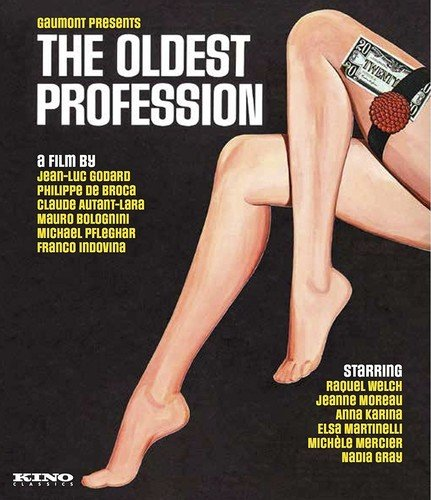 Blu-ray : The Oldest Profession (Blu-ray)