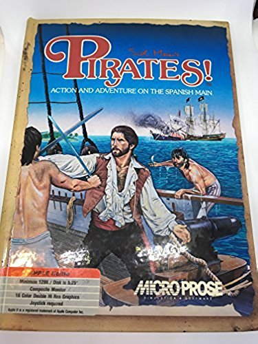 Sid M (Spanish Pirates)