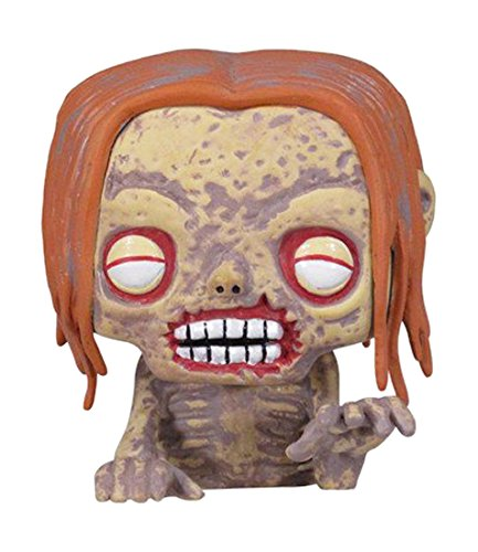 Funko POP Television: Walking Dead-Bicycle Girl Zombie]()