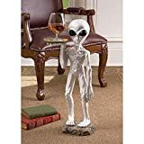 Design Toscano CL5304 Roswell the Alien Butler