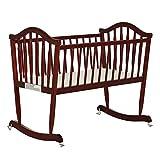 Best Baby Cradle Swings - Dream on Me Rocking Cradle, Cherry Review