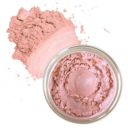 Bella Terra – Mineral Bronzer – Tanning Contour Powder for Face & Body – Long Wearing (Rose Petal)