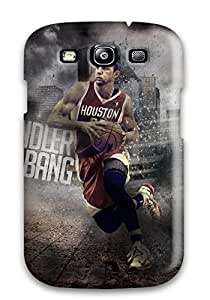 Heidiy Wattsiez's Shop houston rockets basketball nba (45) NBA Sports & Colleges colorful Samsung Galaxy S3 cases