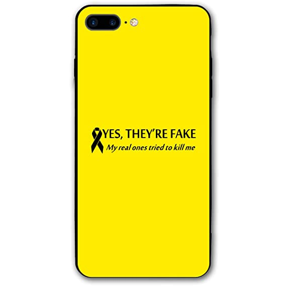 Amazon com: Yes They're Fake My Real Ones Tried Kill Me