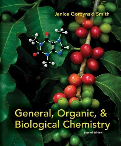 By Janice Smith Student Study Guide/Solutions Manual to accompany General, Organic & Biological Chemistry (2nd Edition) -  Janice Gorzynski Smith, Perfect Paperback