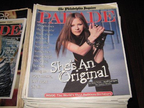 Avril Lavigne (A.L....She