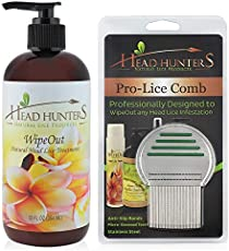 Head Hunters Pro Lice Treatment (Regular)