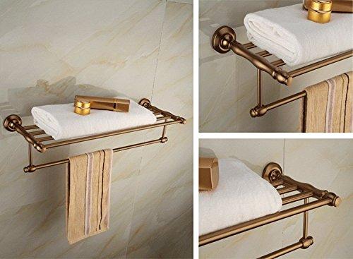 Antik Badezimmer Zubehör Handtuch Rack Platz Aluminium ...