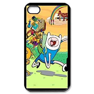 adventure time For iPhone 4,4S Csae protection phone Case ER9007210